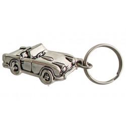 Porte-clés nickelé  Triumph Spitfire
