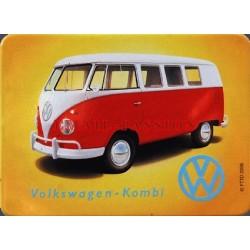 Magnet tôle, plat dimension 6x8cm COMBI VW