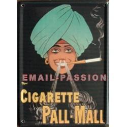 Décoration intérieure  : Magnet tôle, plat dimension 11x8cm PALL MAL Cigarettes