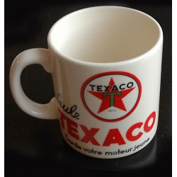Meug céramique collection  TEXACO  33cl