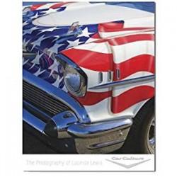 Plaque métal publicitaire30x40cm plate  : Lucinda Lewis, Car Culture