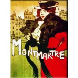 Plaque métal publicitaire 15x20cm plate :  MONACO AVRIL