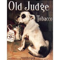 Pour votre décoration cette plaque publicitaire 30x40cm plate : Olde Judge