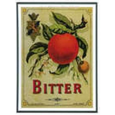 Carte Postale au format 15x21cm Bitter