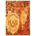 Carte Postale au format 15x21cm Champagne Hau, Reims