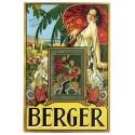 Carte Postale au format 15x21cm BERGER