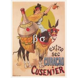 Carte Postale : Curacao CUSENIER