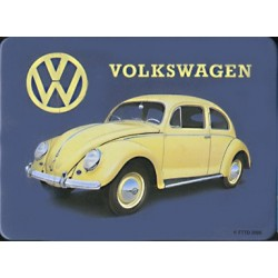 Magnet tôle, plat dimension 6x8cm Volkwagen co