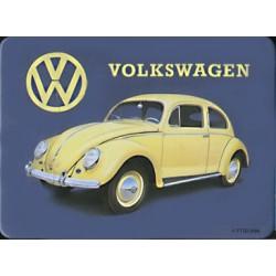 Magnet tôle, plat dimension 6x8cm Volkwagen cox