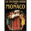 Pour votre décoration intérieure, Affiche publicitaire dim : 50x70cm Bière de Monaco