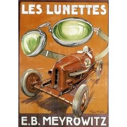 Pour votre décoration intérieure, Affiche publicitaire dim : 50x70cm Les lunettes Meyrowitz