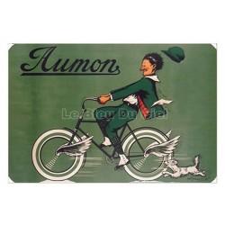 Pour votre décoration intérieure, Affiche publicitaire dim : 50x70cm Cycles Aumon