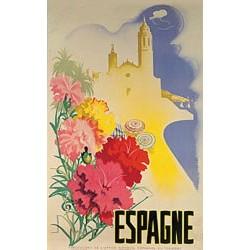 Pour votre décoration intérieure, Affiche publicitaire dim : 100x70cm Espagne