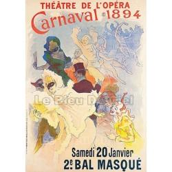 Pour votre décoration intérieure, Affiche publicitaire dim : 45x60cm :Théatre de l'Opéra